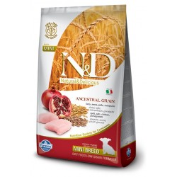 FARMINA N&D LOW GRAIN Puppy Mini Chicken & Pomegranate