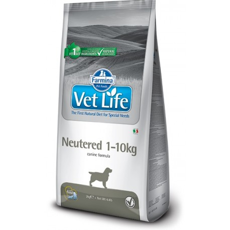 FARMINA VET LIFE Dog Neutered Small
