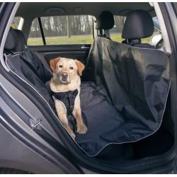 TRIXIE Mata samochodowa tylne siedzenie czarna
