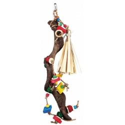 TRIXIE Drewniana zabawka na sznurku