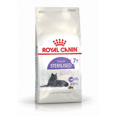 ROYAL CANIN CAT Sterilised 7+