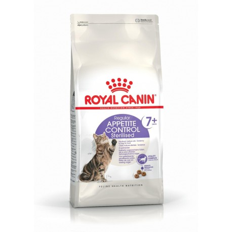 ROYAL CANIN CAT Sterilised 7+ Apetite Control