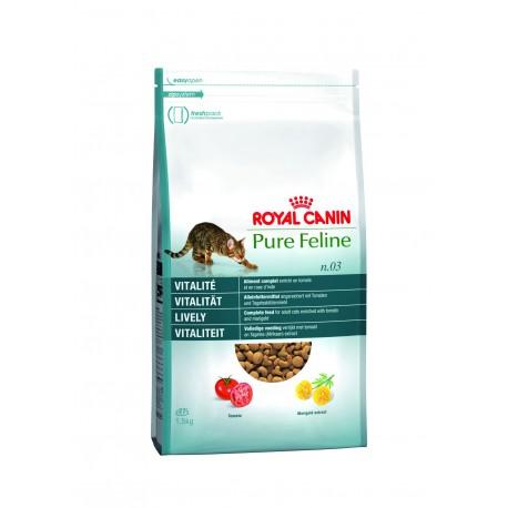 ROYAL CANIN CAT Pure Feline n.3 Vitality