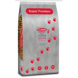 YUMMY Super Premium Dog Adult Fish & Potato Itch-Eeze