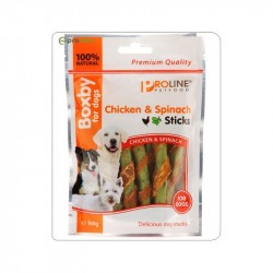 PROZOO Boxby Chicken & Carrot 100g