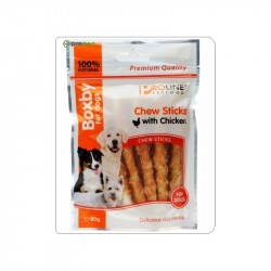 PROZOO Boxby Chicken Slices 100g