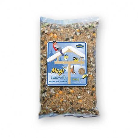 MEGAN Pokarm dla ptaków zimujących