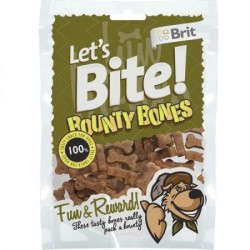 BRIT Care Dog Let's Bite Bounty Bones 150g