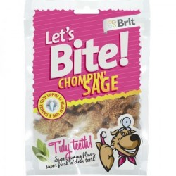 BRIT Care Dog Let's Bite Duck Sticks 80g