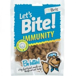 BRIT Care Dog Let's Bite Sea Food 70g