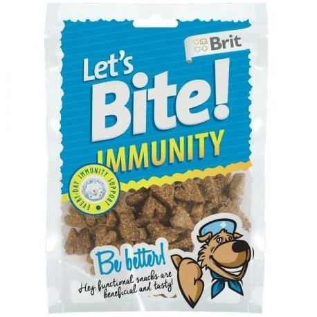 BRIT Care Dog Let's Bite Sea Food 70g