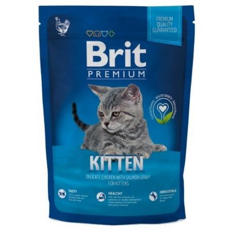 BRIT Premium Cat Kitten Chicken