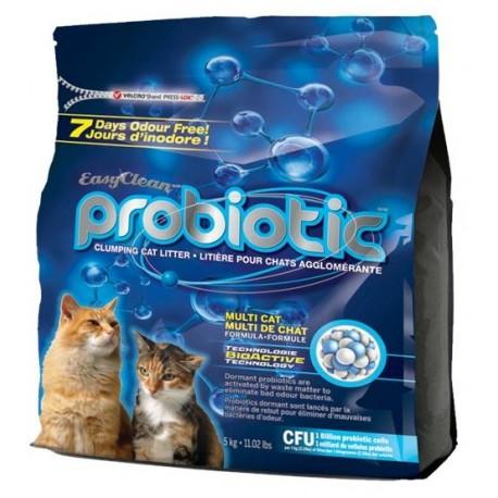EASY CLEAN Żwirek sodowy Probiotic 5kg