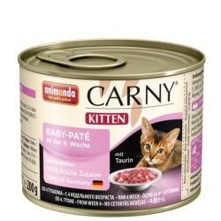 ANIMONDA CAT Carny Baby Pate 200g puszka