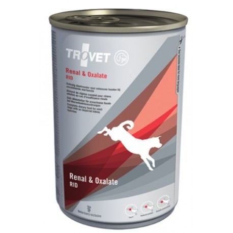 TROVET DOG Renal & Oxalate RID 400 puszka