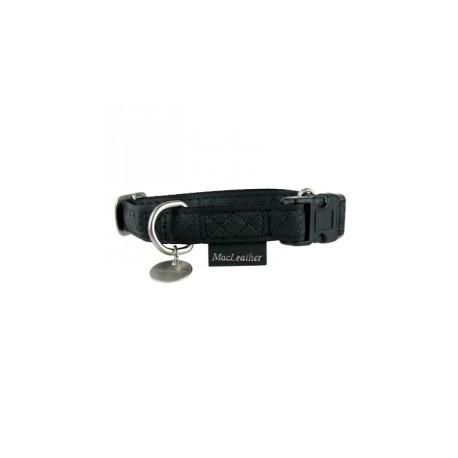 ZOLUX Obroża regulowana Mac Leather 10mm