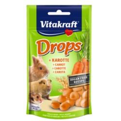 VITAKRAFT Drops Carrot dla królika 75g