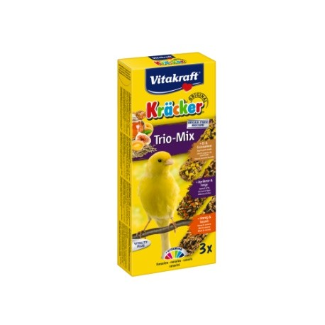 VITAKRAFT Kracker Kolby dla kanarka 3szt