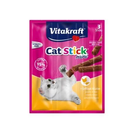 VITAKRAFT CAT Stick Mini 3szt/18g