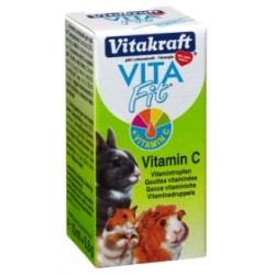 VITAKRAFT RODENT Witamina C 10ml