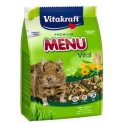 VITAKRAFT Menu Vital Tyhmian Rabbit 1kg