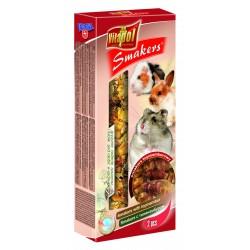VITAPOL Smakers dla gryzoni bekonowy 2szt