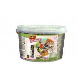 VITAPOL Pokarm Premium uniwersalny dla ptaków 4 pory roku 1,8kg
