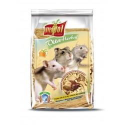 VITAPOL Vita Herbal Crunchy miodowe z marchewką 175g
