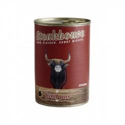 MEATLOVE DOG Steakhouse Pure Turkey 410g puszka