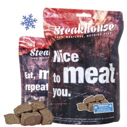 MEATLOVE DOG Poultry Hearts 50g