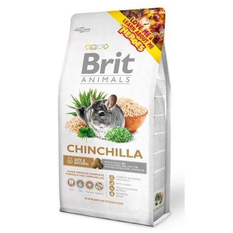BRIT Animals Alfaalfa Chinchilla Complete