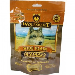 WOLFSBLUT Cracker Red Rock 225g