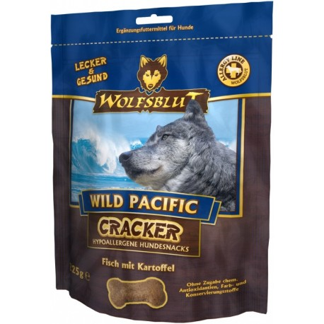 WOLFSBLUT Cracker Wild Duck 225g