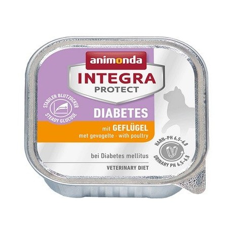 ANIMONDA CAT Integra Protect Diabetes 100g tacka