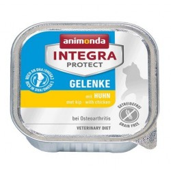 ANIMONDA CAT Integra Protect Gelenke (Stawy) 100g tacka