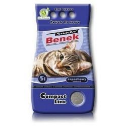 BENEK SUPER Żwirek Compact zapachowy