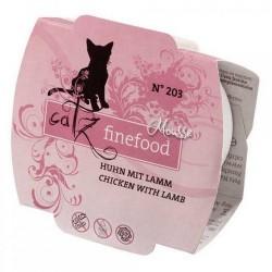 CATZ Finefood Adult mus 100g tacka
