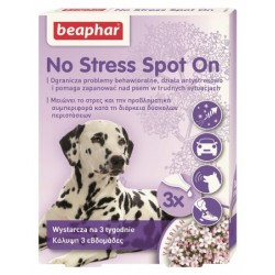 BEAPHAR No Stress dla psów 3 pipety