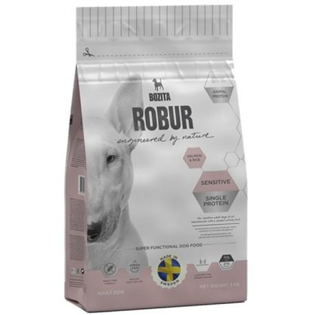 BOZITA DOG Robur Sensitive Adult Single Protein Salmon