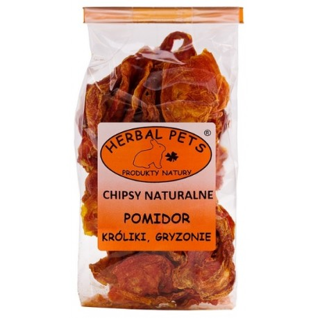 HERBAL PETS Chipsy naturalne jabłko 100g