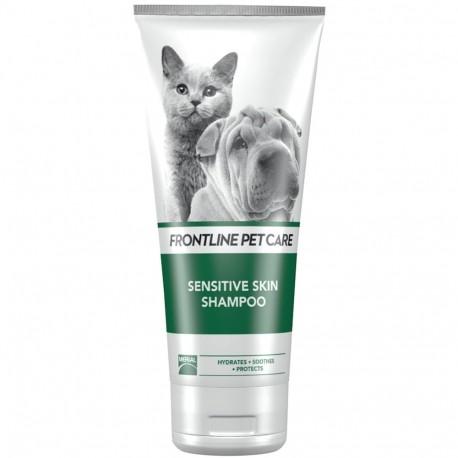 MERIAL FRONTLINE Pet Care Szampon do sierści jasnej dla psów i kotów 200ml