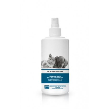 MERIAL FRONTLINE Pet Care Szampon przeciw splątywaniu dla psów i kotów 200ml