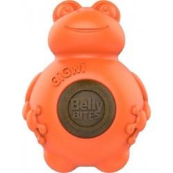GIGWI Belly Bites Gryzak żaba