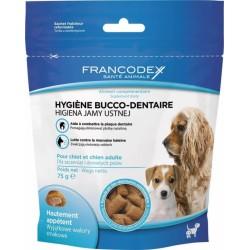 FRANCODEX Puder dla psów i kotów odstraszający insekty 150g