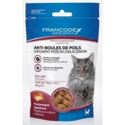 FRANCODEX Przysmak do higieny jamy ustnej dla kotów i kociąt 65g