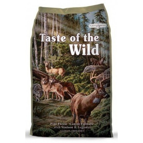 TASTE OF THE WILD DOG Adult Pine Forest