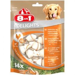 8in1 Delights Bones XS 5szt.