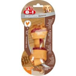 8in1 Pork Delights Barbecue Bone 1szt.