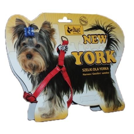 """DINGO Szelki """"NEW YORK"""" dla psa"""