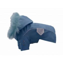 GF Kurtka niebieska dla psa